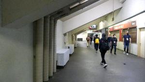 浦和駒場スタジアム WEリーグ 蕨さよクラ応援団